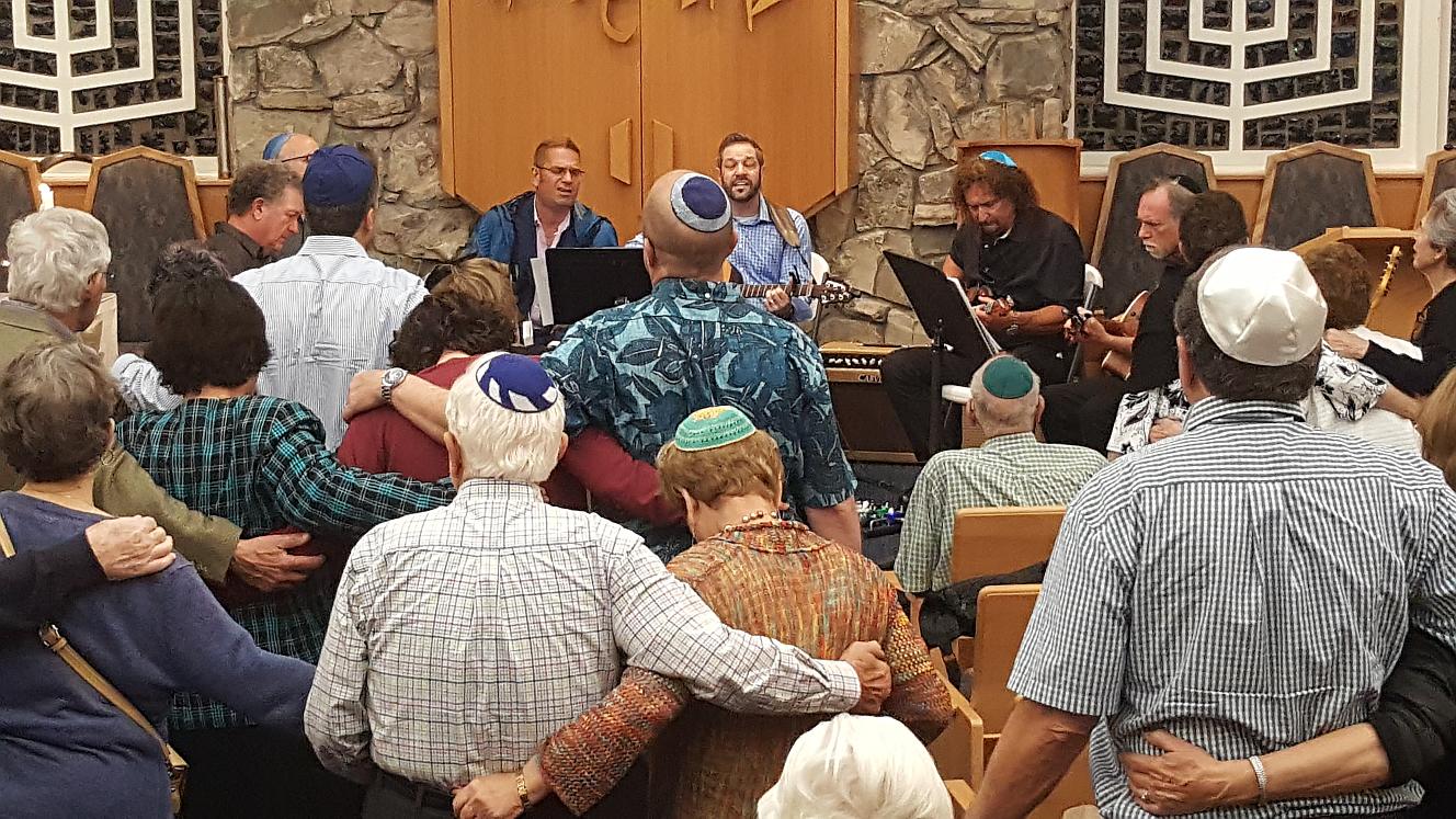 Shabbat Koleinu 6-29-2018