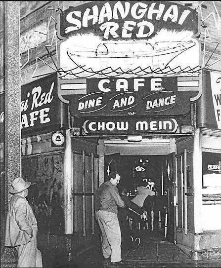 """Shanghai Red"" Eisenberg"