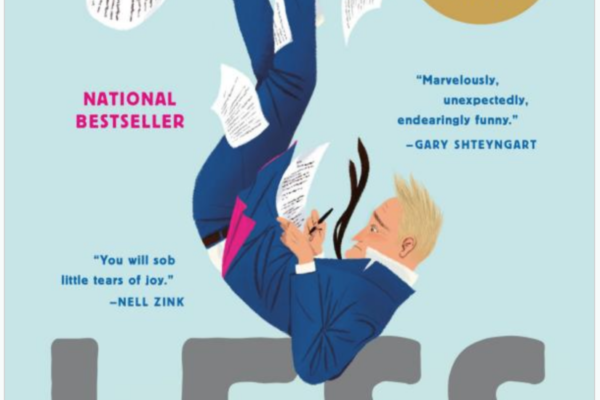 "Book Club November 2018  – Andrew Sean Greer, ""Less"""