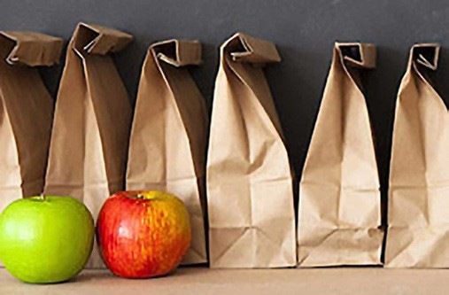 bagged lunches