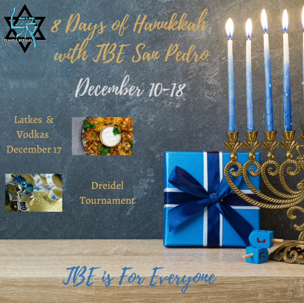 Hanukkah with TBE