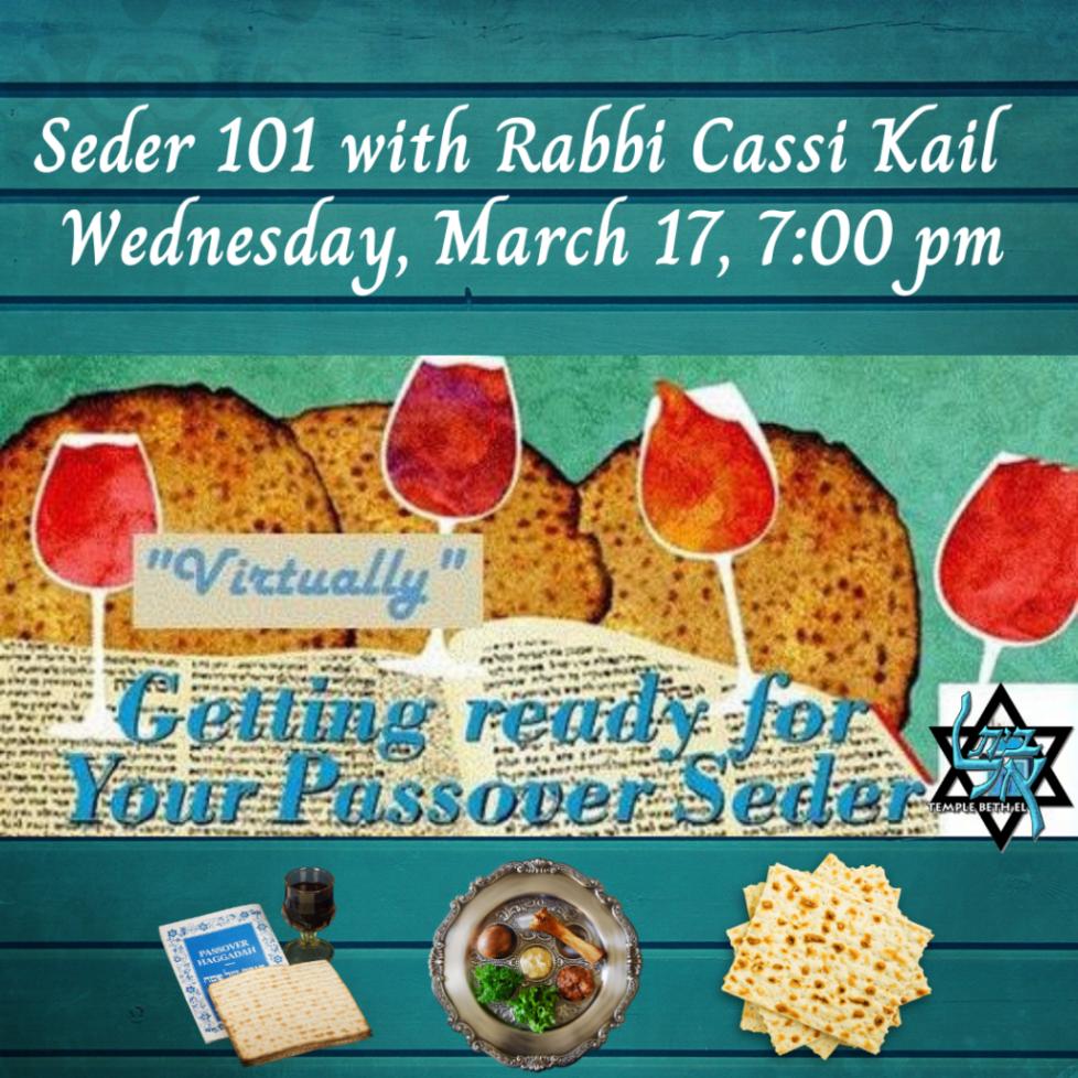 Seder 101