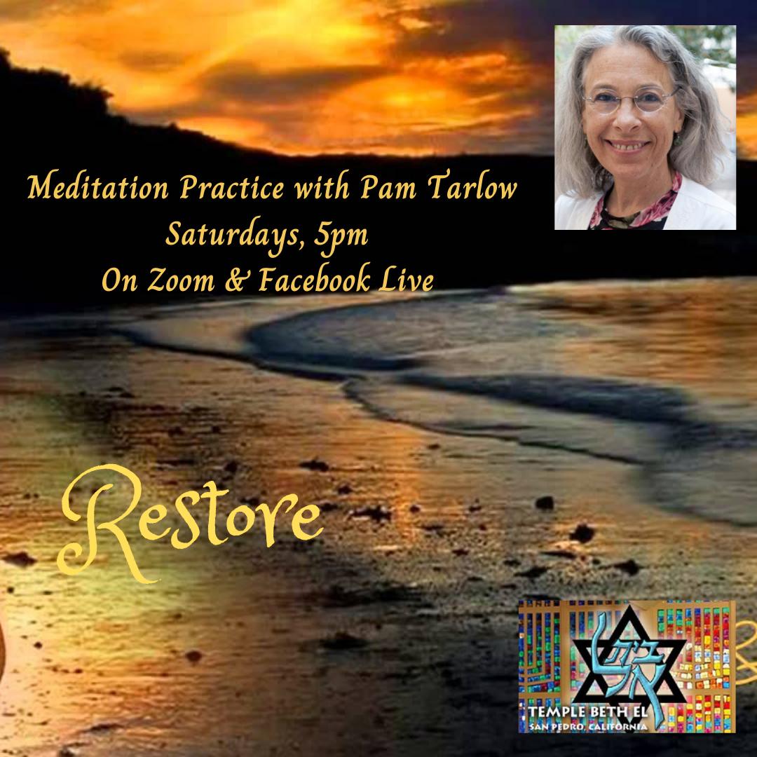 Meditation Pam Tarlow IG